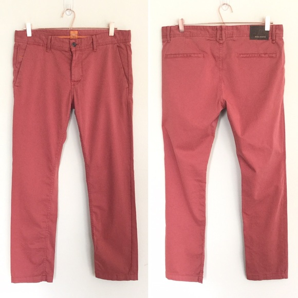 good selling huge selection of undefeated x HUGO BOSS Schino Slim Fit Chino Pant 34/30